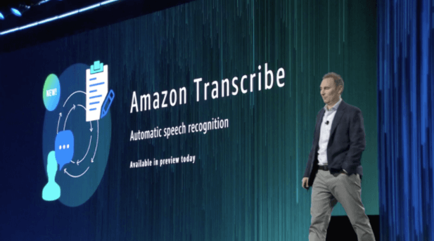 NEW MACHINE LEARNING SERVICES ANNOUNCED AT THE RE:INVENT KEYNOTE